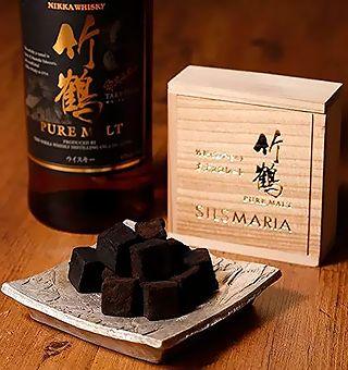 竹鶴ピュアモルト 生チョコレートイメージ画像