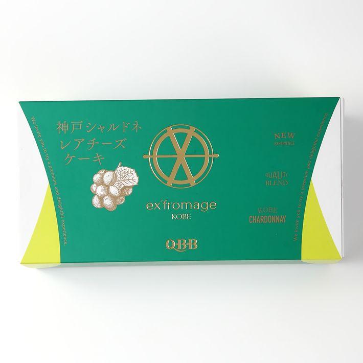 神戸シャルドネレアチーズケーキ4個入